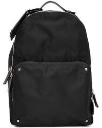 Valentino Black Garavani Vltn Backpack