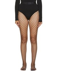 Wolford Black Forties Tights