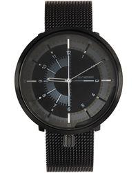 Issey Miyake Black 1/6 Model Watch