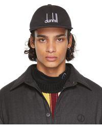 Dunhill & White Legacy Cap - Black