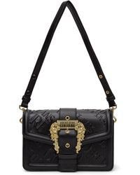 Versace Jeans Couture ブラック バッグ