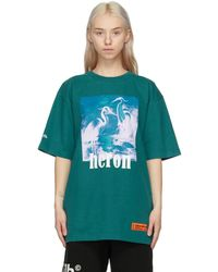 Heron Preston - ブルー Herons T シャツ - Lyst