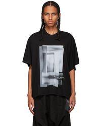Julius Black Kite T-shirt