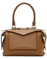 Givenchy - Brown Small Sway Bag - Lyst