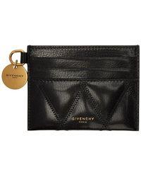 Givenchy - ブラック Gv3 カード ホルダー - Lyst