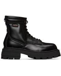 Eytys Black Michigan Boots