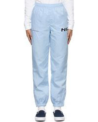 Noon Goons Blue Scrimmage Track Trousers