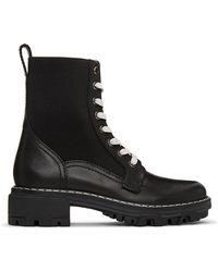 Rag & Bone - ブラック Shiloh ブーツ - Lyst