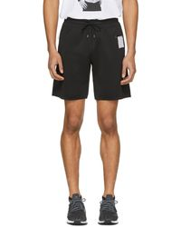 Satisfy | Black Spacer Second Layer Shorts | Lyst