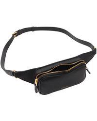 Tom Ford Black Waist Bag