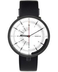 Issey Miyake White 1/6 Model Watch - Multicolour