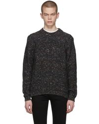PS by Paul Smith - Black Knit Sweater - Lyst