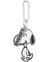 Marc Jacobs - Peanuts Edition ホワイト The Snoopy チャーム - Lyst