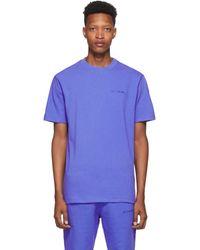 Aimé Leon Dore Blue Logo T-shirt