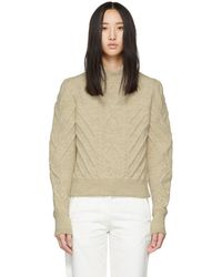 Isabel Marant - Off-white Brantely Turtleneck - Lyst
