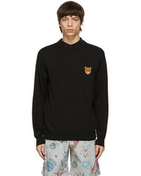 Moschino ブラック Teddy セーター