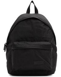 Eastpak Black Padded Pakr Constructed Backpack
