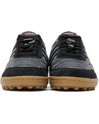Craig Green Baskets noires et argentées Kontuur III édition adidas