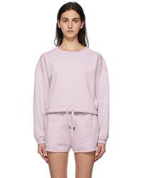 Isabel Marant ピンク Margo スウェットシャツ