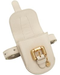 See By Chloé Beige Lesly Belt Bag - Natural
