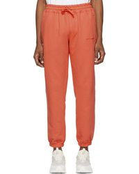 Aimé Leon Dore French Terry Sweatpants - Orange