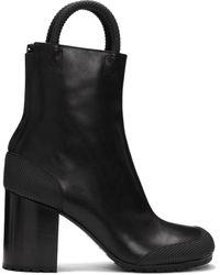 Random Identities Worker Boots - Black