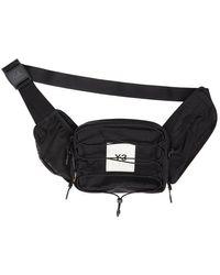 Y-3 ブラック Classic スリング バッグ