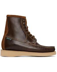 Sebago - ブラウン Kiowa ブーツ - Lyst