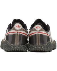 Craig Green Grey Adidas Edition Cg Polta Akh I Sneakers