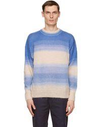 Isabel Marant ブルー Drusselh セーター