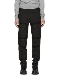 Abasi Rosborough - Black Arc Flight Trousers - Lyst