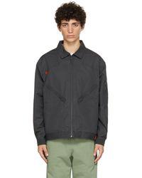 thisisneverthat Grey Multi-zip Jacket