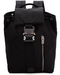 1017 ALYX 9SM ブラック Baby X-bag バックパック