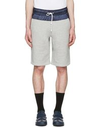 Tim Coppens - Grey Core Shorts - Lyst
