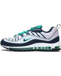 """Nike - Air Max 98 """"south Beach"""" - Lyst"""