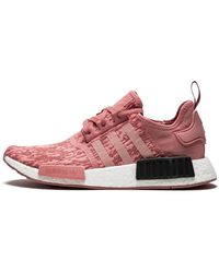 Adidas Nmd R1 Womens Shoes Size 5w In Red For Men Lyst