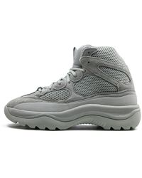 adidas Yeezy Desert Boot - Size 4 - Gray