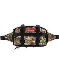 "Supreme Waist Bag ""fw 19"" - Multicolor"