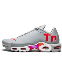 Nike Air Max Plus Tn Se Shoes - Size 11 - Gray