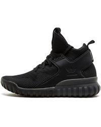 adidas Tubular X Pk Shoes - Size 4.5 - Black