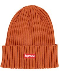 "Supreme Overdyed Beanie ""ss 19"" - Multicolour"