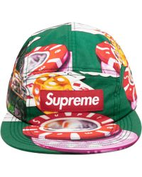 8ec9edcf463 Shop Men s Supreme Hats Online Sale
