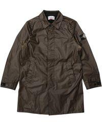e9564019bb26b Supreme Stone Island Riot Mask Camo Jacket Coral Camo in Brown for Men -  Lyst