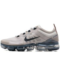 Nike Air Vapormax 2019 Shoes - Size 8 - Gray