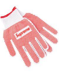 Supreme - Grip Work Gloves - Lyst