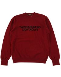 Supreme Undercover Gfu Crewneck T-shirt - Red