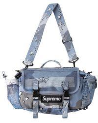 Supreme Waist Bag (ss20) - Blue