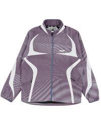 Palace Dazzler Shell Jacket - Purple