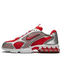 Nike Air Zoom Spiridon Cage 2 'track Red' Shoes - Size 13