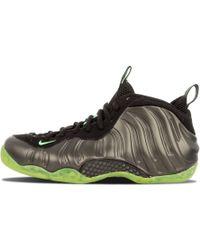 meet aabea 3169b Lyst - Nike Air Foamposite One Triple Black Sneakers in ...